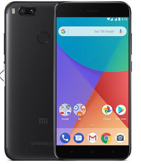 Xiaomi Mi A1 Black(EU Charger)