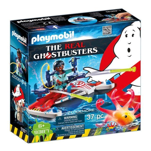 Oferta en Playmobil cazafamtasmas.