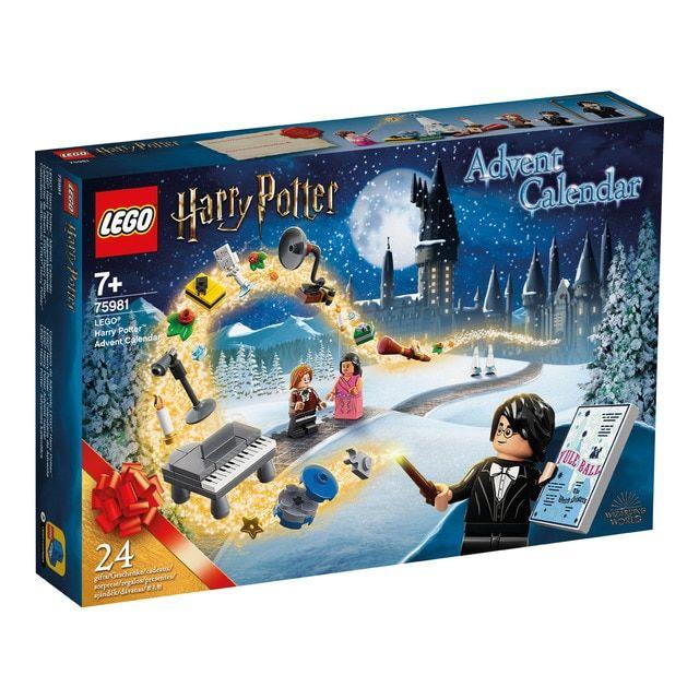 Calendario de Adviento LEGO Harry Potter