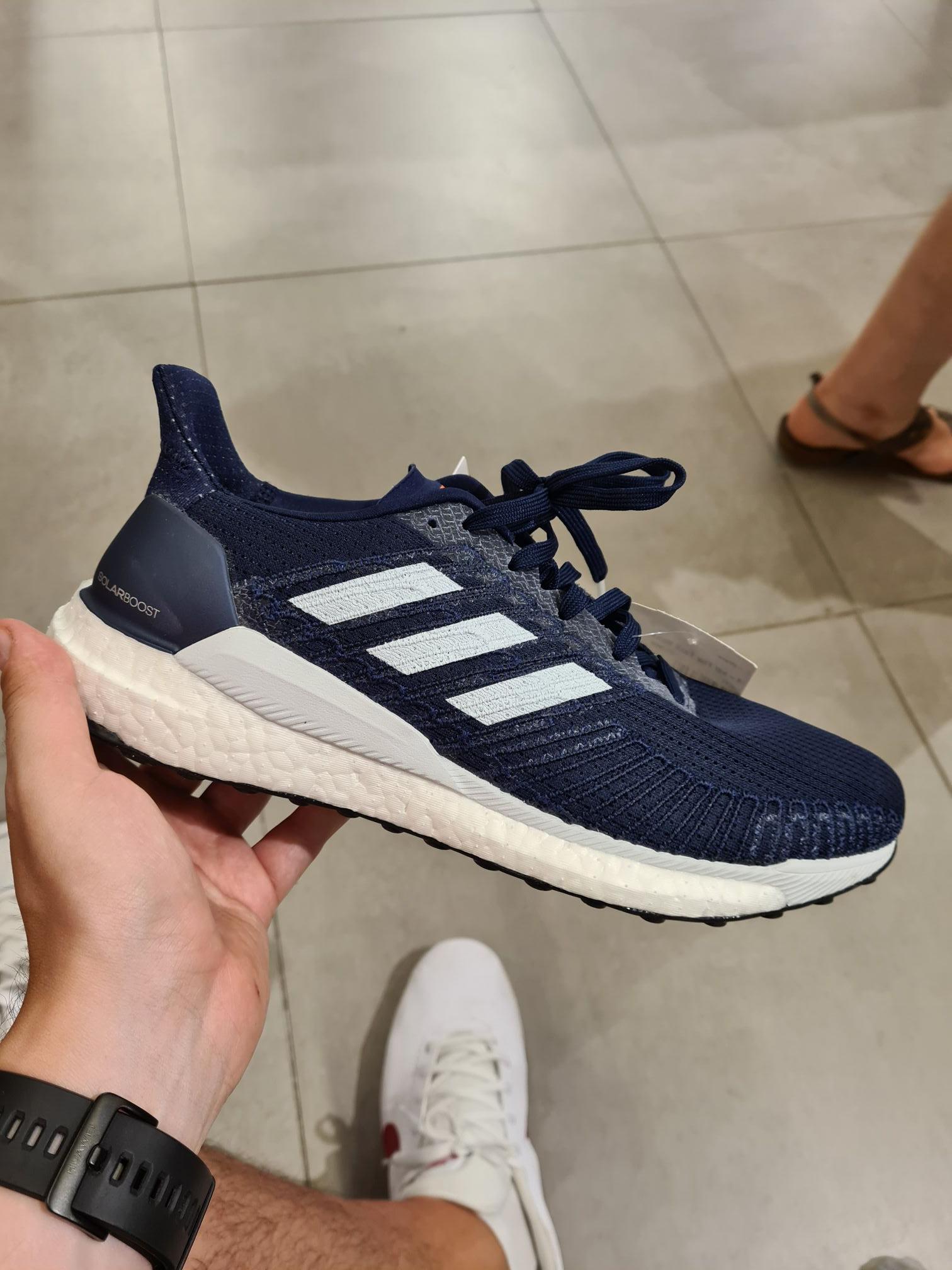 Adidas Solarboost 20 Blue