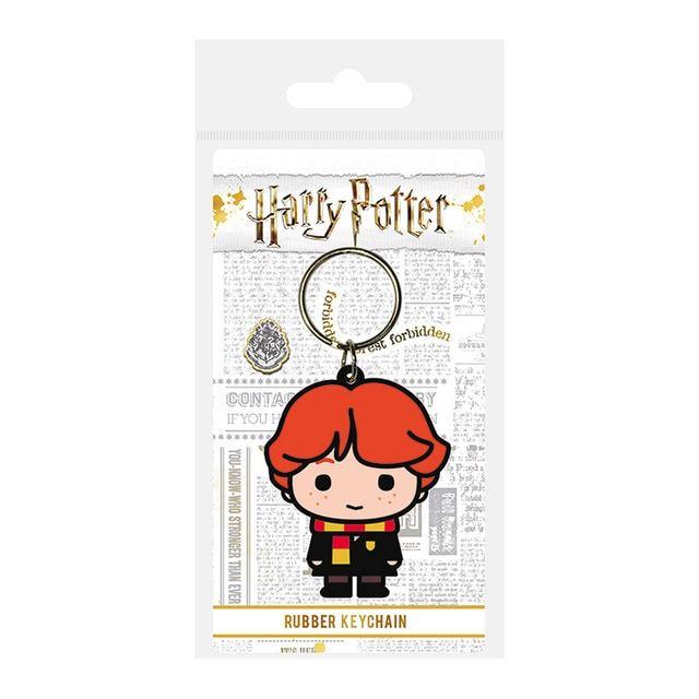 Llavero caucho Harry Potter Chibi Ron