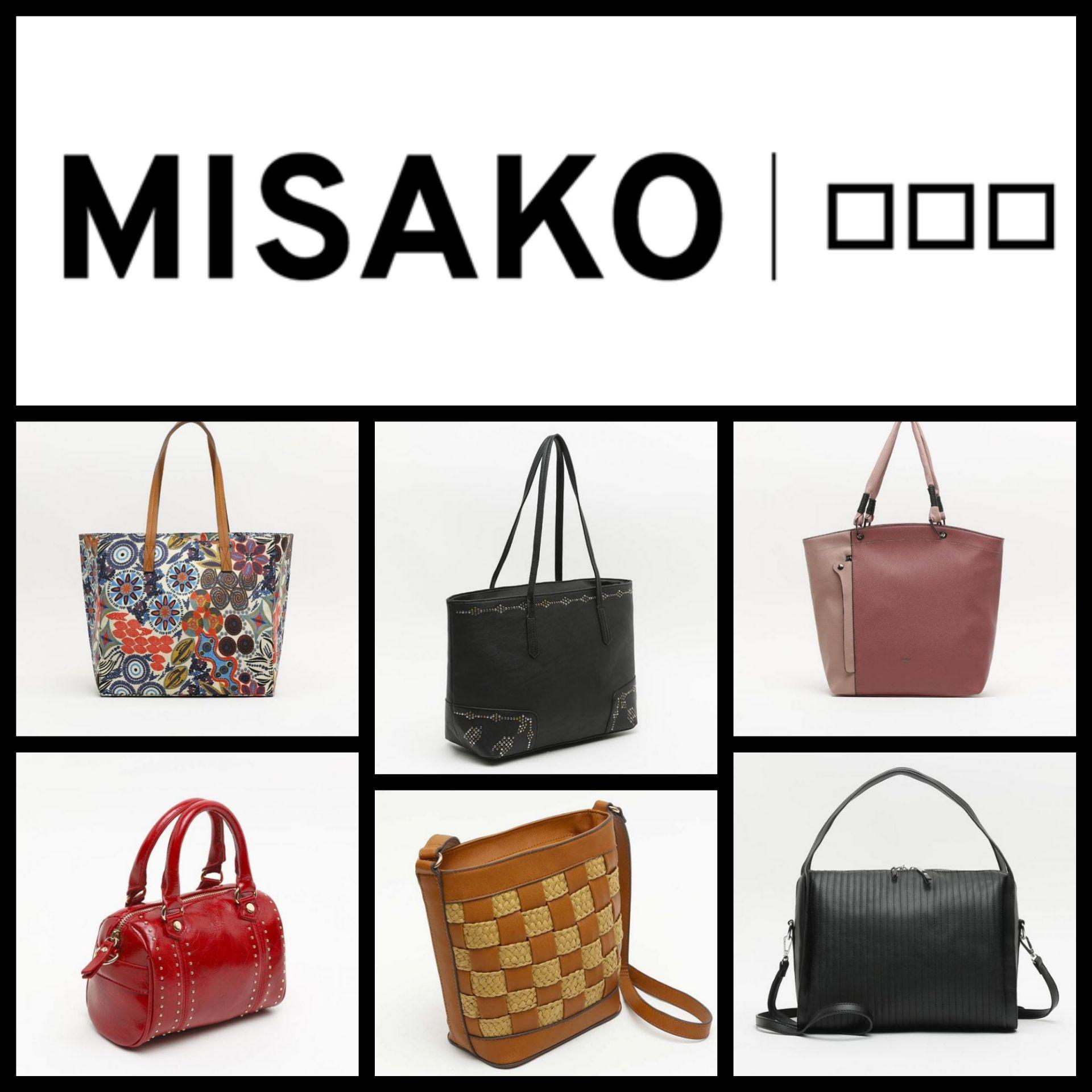 Recopilación Bolsos Misako desde 6€