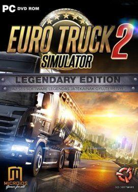 Euro Truck Simulator Edición Legendaria
