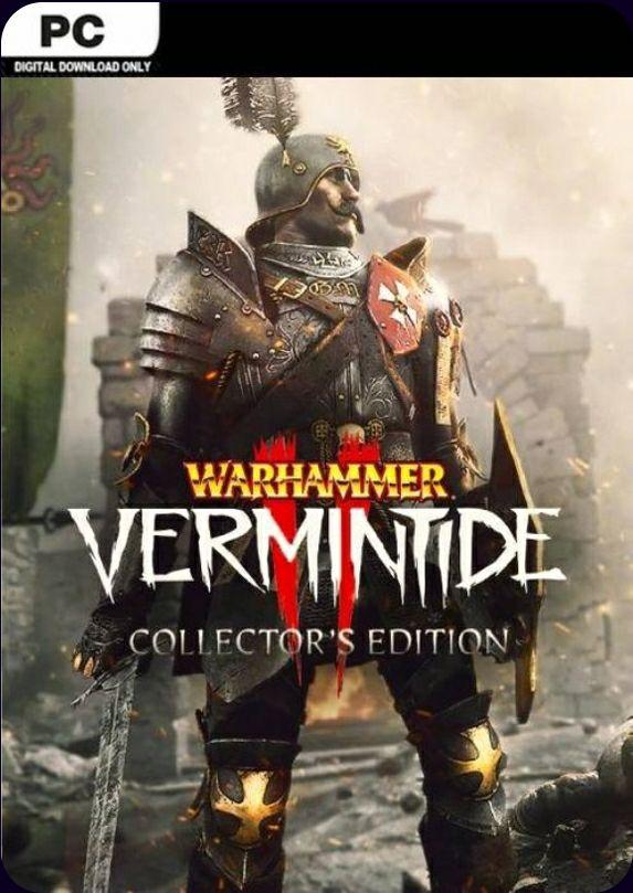WARHAMMER VERMINTIDE 2 - COLLECTORS EDITION (Steam)