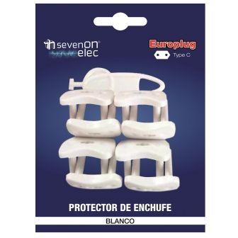 24 protector de enchufe tipo C en 3x2