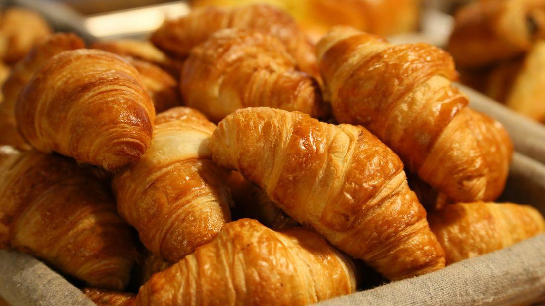 Croissant mantequilla a 0.17€ en LIDL