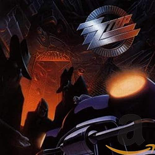 CD ZZ TOP Recycler (rock & roll)