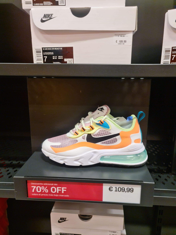 Nike 270 React *NIKE Nassica*
