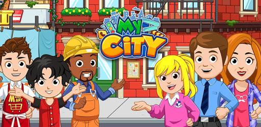 (Android, iOS) My City : Casa
