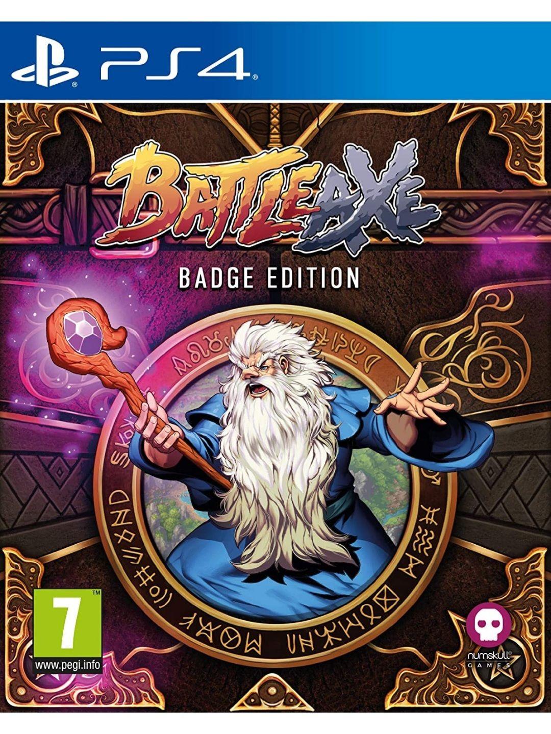 Battle Axe Badge Edition (PS4)
