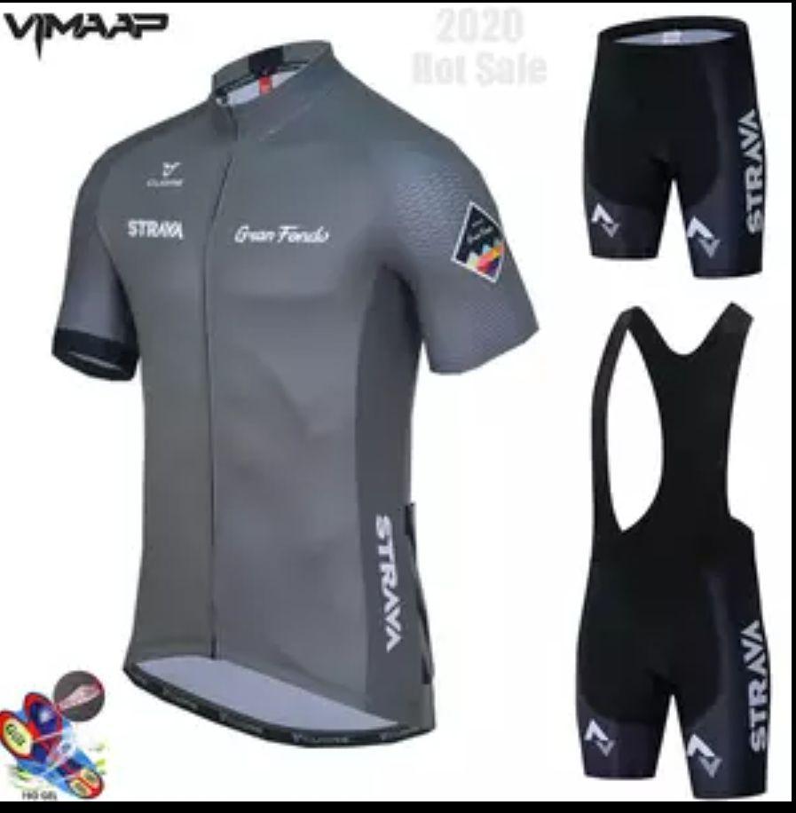 Conjunto de ropa de ciclismo para hombre