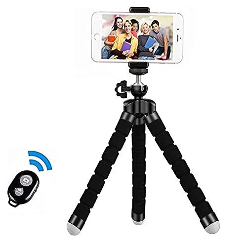 Trípode para Smartphone, con Clip para móvil. Por 5,99€