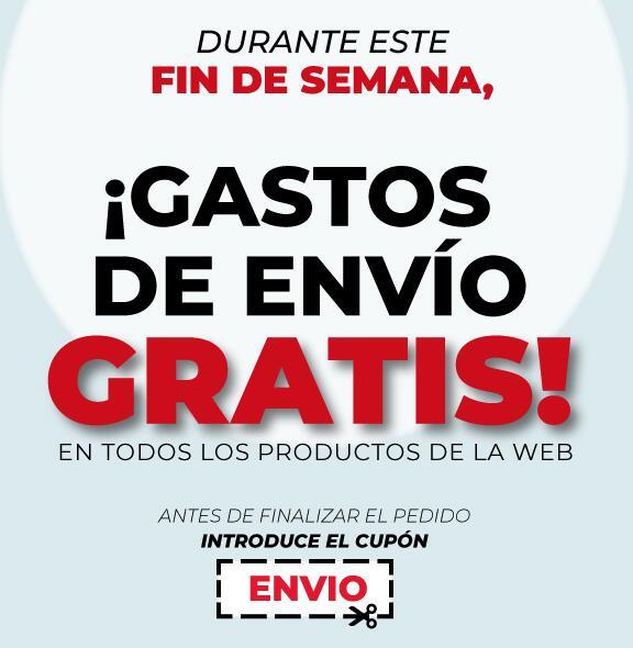 Gastos de envío gratis a partir de 29 euros en Perfumaniacos.