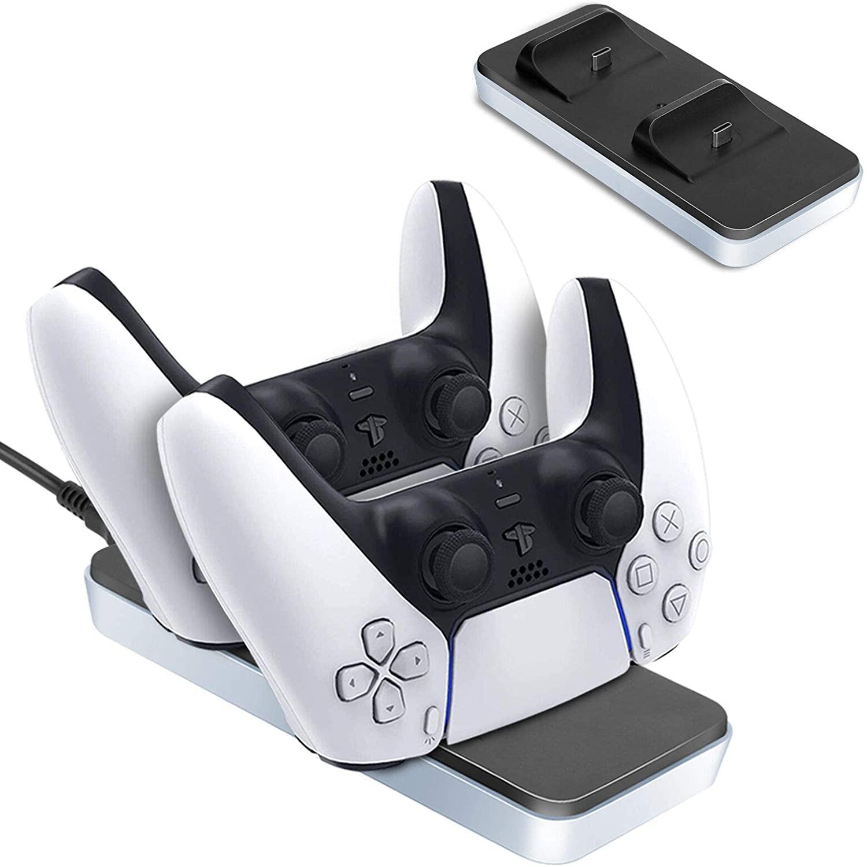 Base carga mandos PS5 solo 4.9€