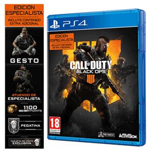 Call Of Duty Black Ops 4 Edición especialista