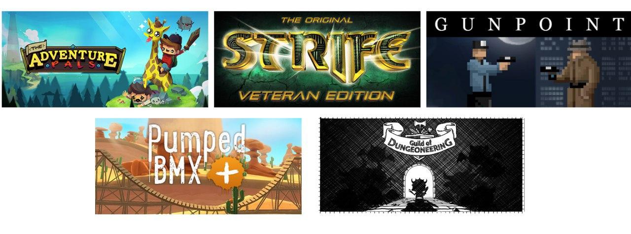 5 nuevos juegos gratis con Twitch