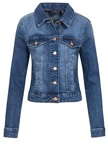 Chaqueta jean para Mujer Solo talla XS