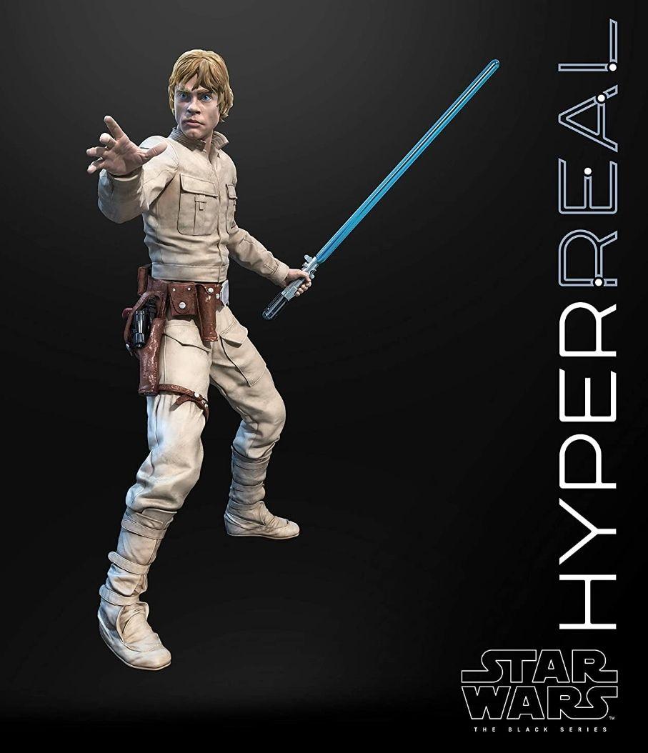 Hyperreal Luke Skywalker