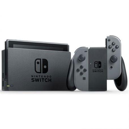 OFERTA Nintendo Switch Gris