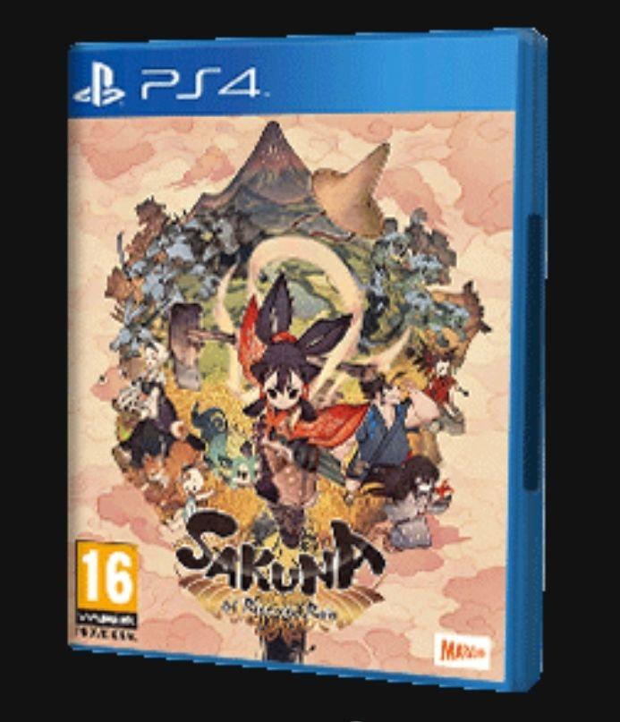 Sakuna of Rice and Ruin [PS4]