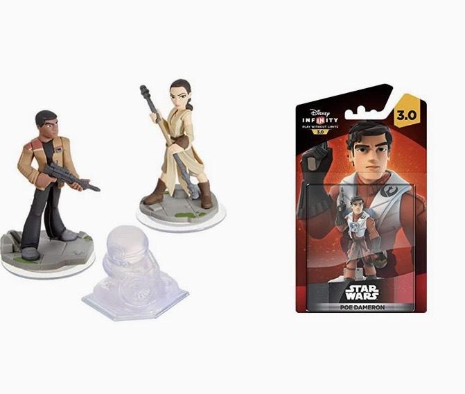 Nintendo Disney Infinity 3.0 Star Wars PlaySet, Episodio VII: Force Awakens + Disney Infinity 3.0 Star Wars Figura PoE Dameron