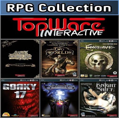 TopWare - RPG Collection, 6 juegos + 2 DLC [Steam]