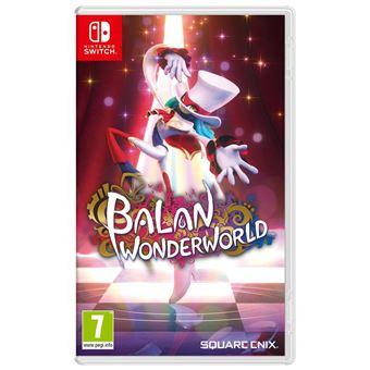 Balan Wordeworld Switch, Ps4 y Ps5