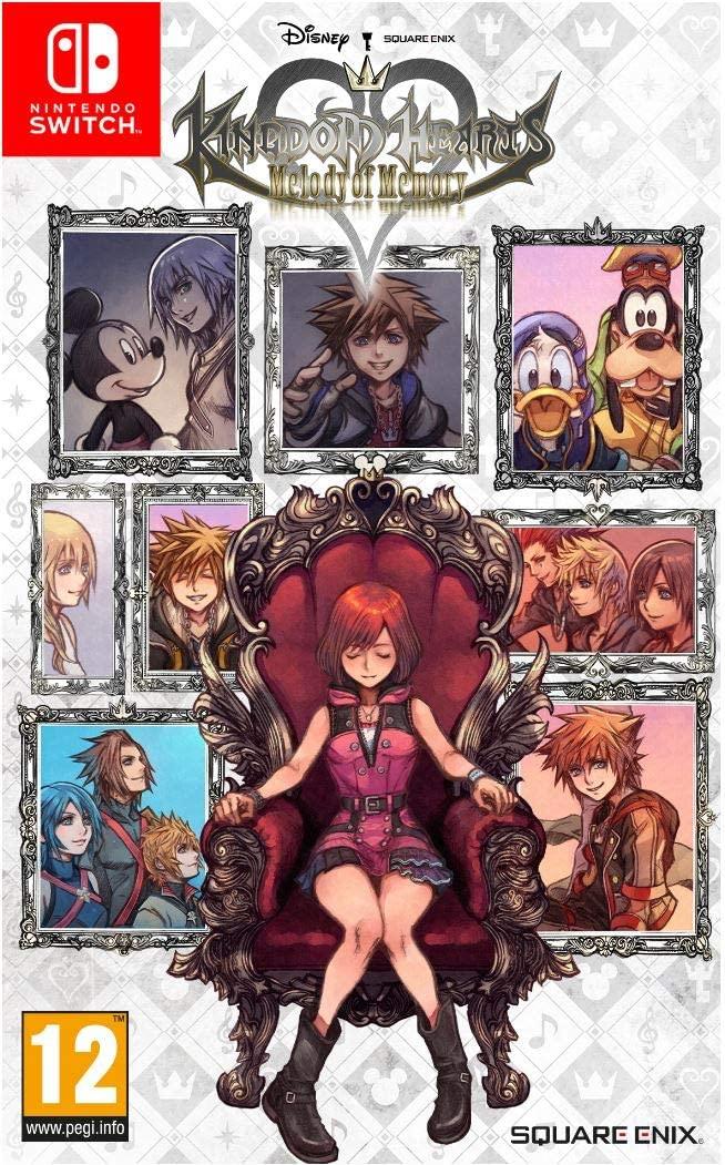 Kingdom Hearts Melody of Memory solo 19.9€
