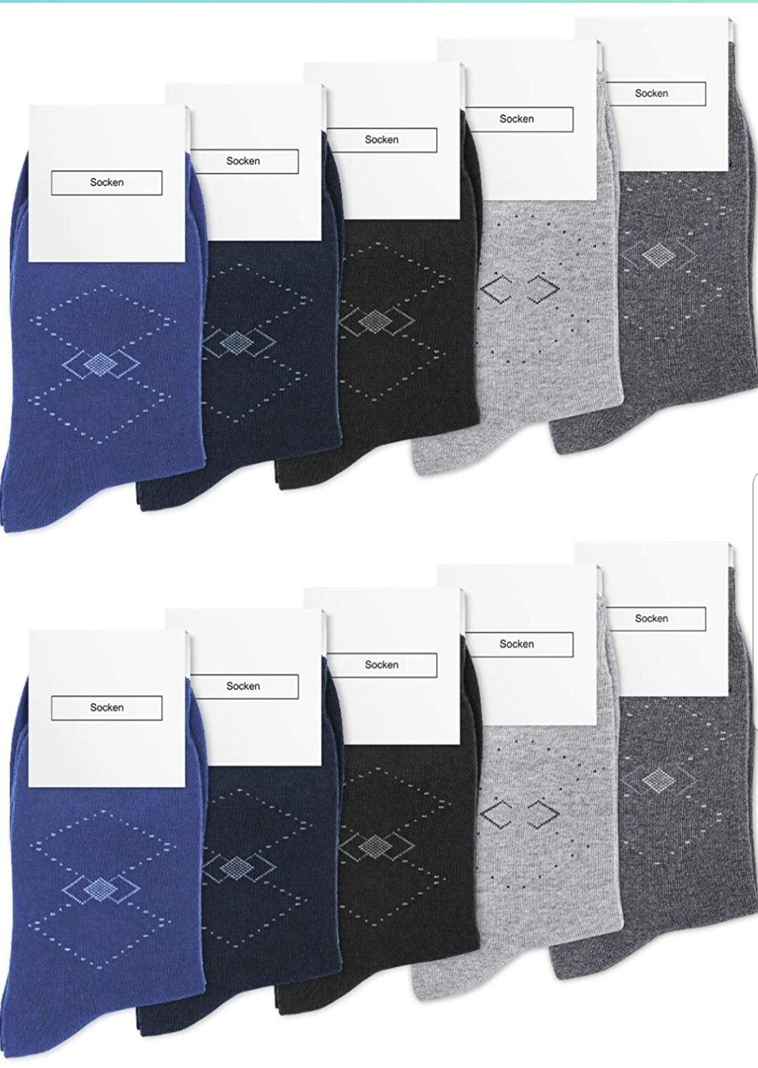 Pack 10 calcetines de algodón