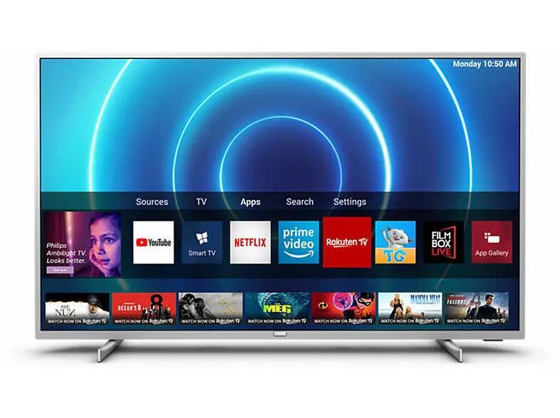 "TV Philips 50"" 4K SmartTV HDR10+"
