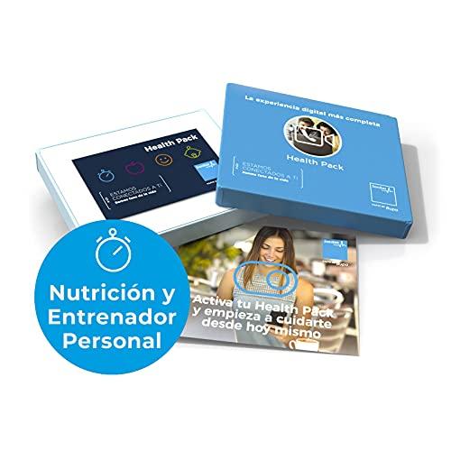 SANITAS – Pack Nutrición y Entrenador Personal – Kit Personalizado 3 meses | Talleres Online de Alimentación Saludable y Entrenamientos