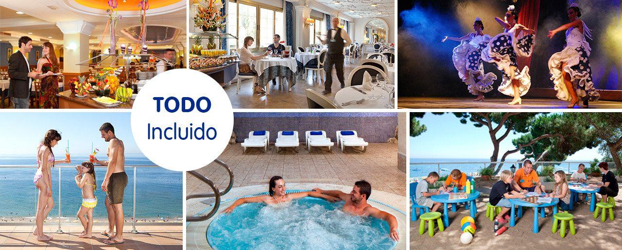 Vacaciones de Verano por España en Alojamientos en Todo Incluido (4 noches) desde solo 136€ + Cancela gratis y paga en hotel (PxPm2)