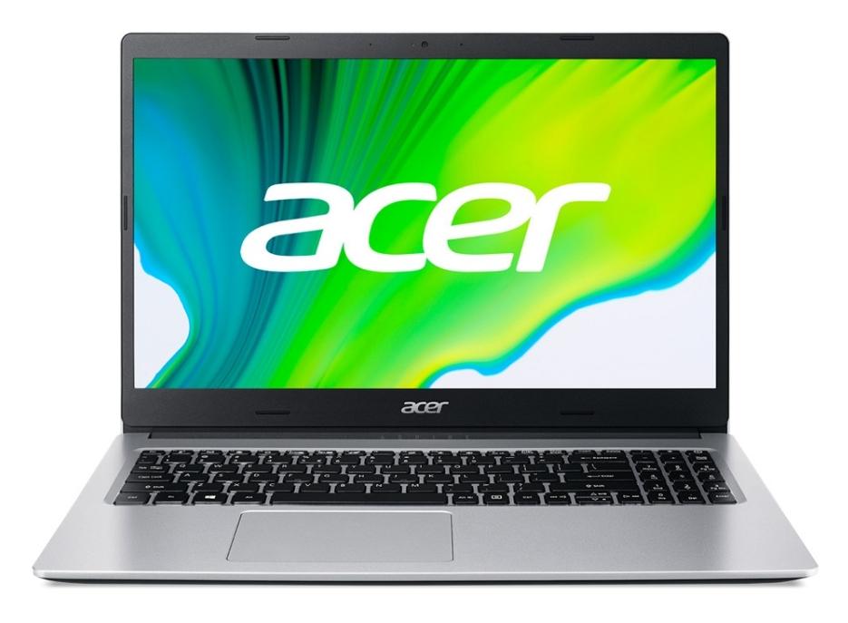 "Portátil ACER Aspire 3 Pantalla de 14"" HD, AMD Ryzen 3, 8GB de RAM DDR4, 256GB SSD y Windows 10."