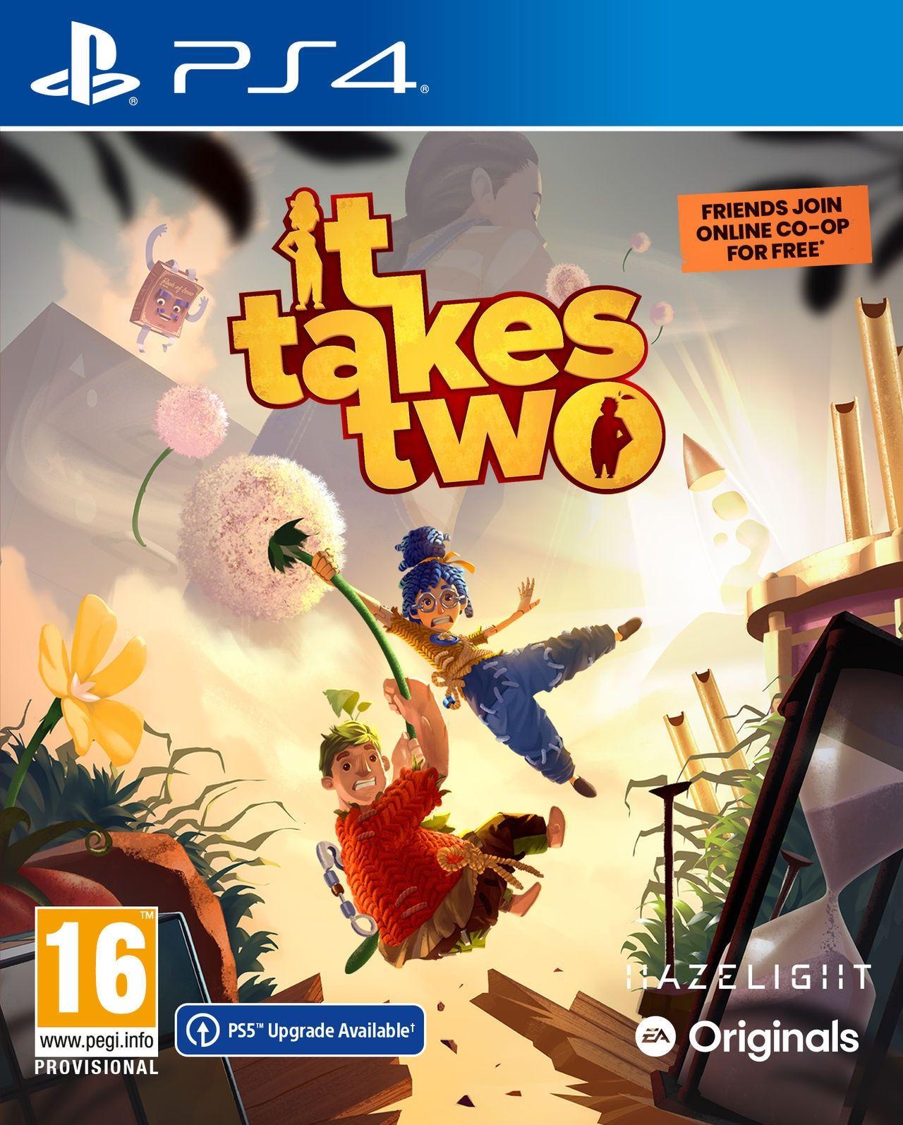 It Takes Two PS4 (Precio para socios FNAC)