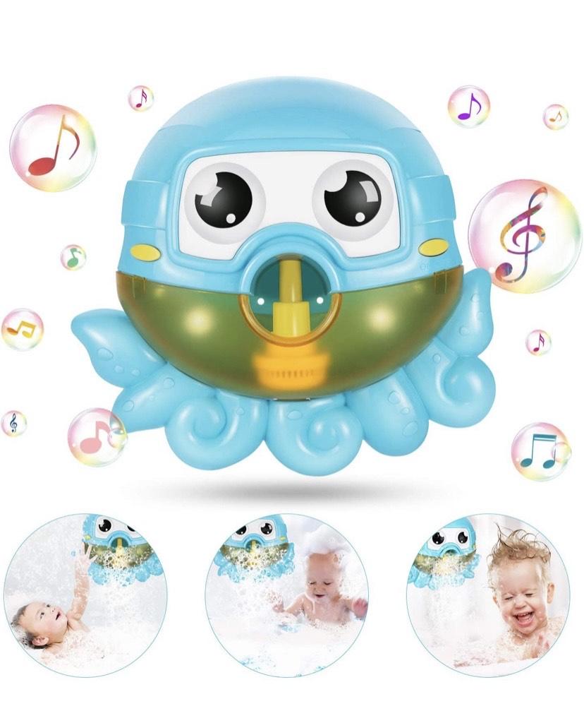 Máquina de Burbujas de Baño con música 42 melodías