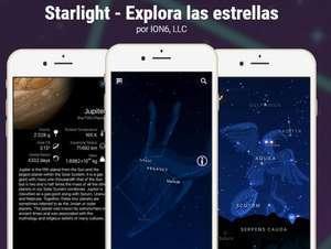 Starlight - Explore las estrellas [IOS, Android]