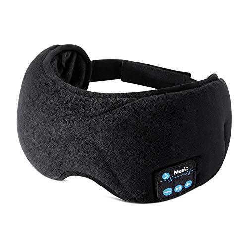 Antifaz para Dormir con Auriculares Bluetooth 5.0 ESR