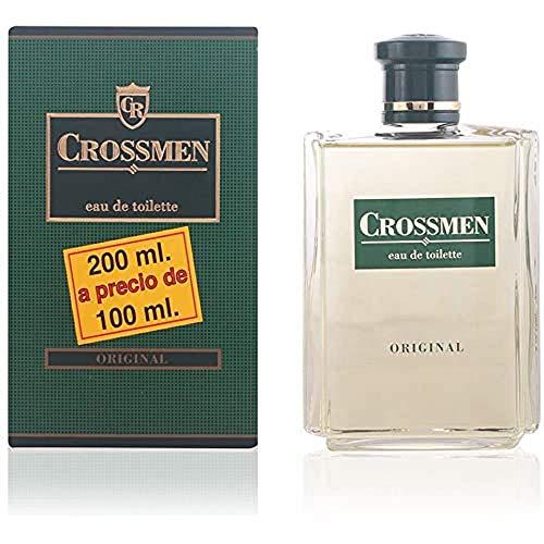 Eau de Toilette Crossmen Original 200ml
