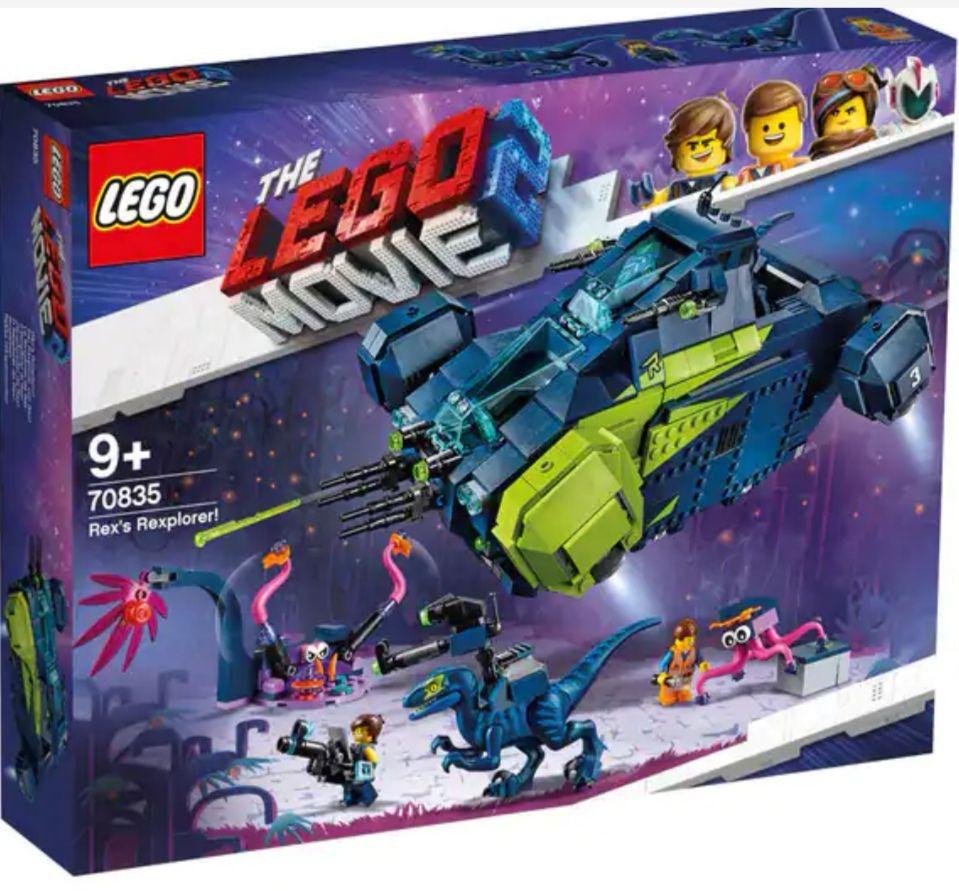 Rexplorador de Rex! Lego Movie