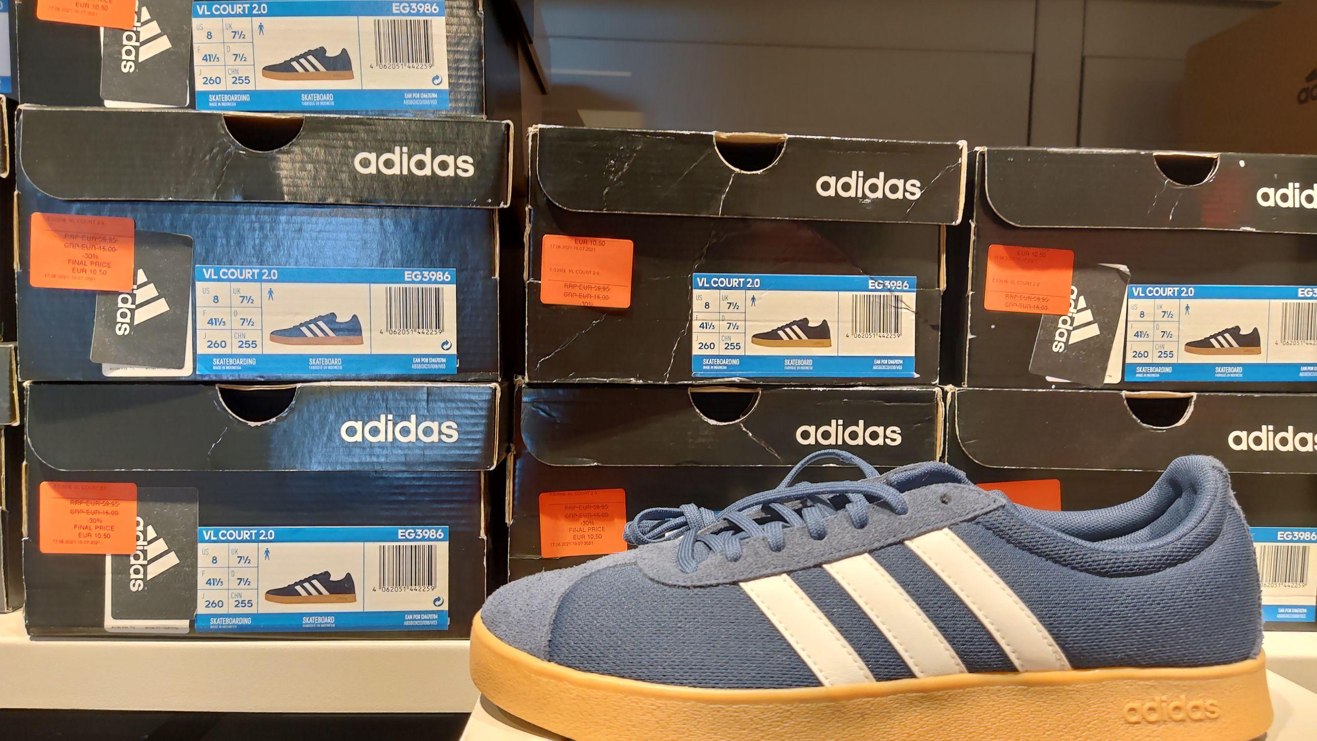 Zapatillas Adidas The Styles Outlet Las Rozas