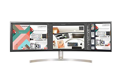 LG - Monitor 49WL95C-WE UltraPanoramico multimedia (Panel IPS: 5120x1440