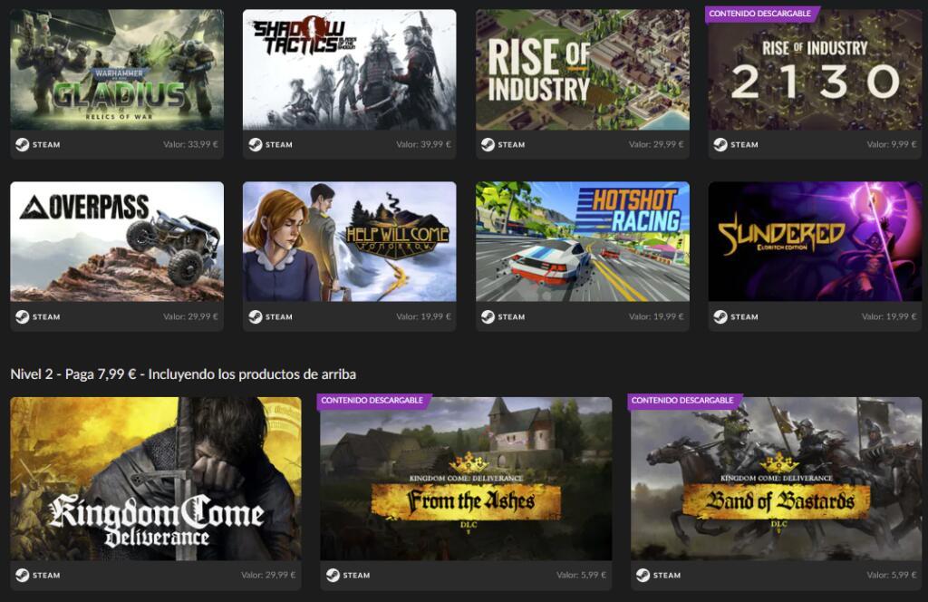 Killer Bundle 18 - 8 Juegos Steam + 3 DLC