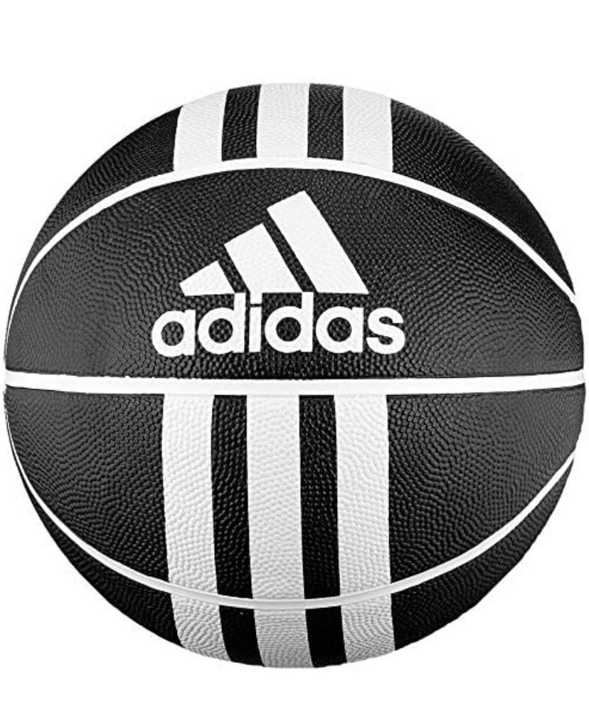 adidas 3s Rubber X Bola de Basketball tamaño 7