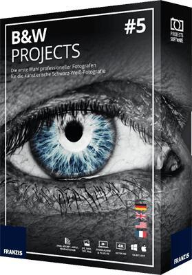 Edición Fotográfica: BLACK & WHITE projects 5 (GRATIS)