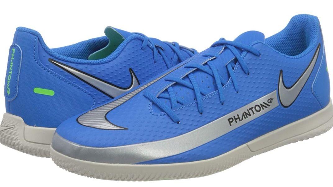 NIKE Phantom GT Club IC, Zapatillas de fútbol sala. Tallas 37.5 a 46 (Tb Corte Inglés)