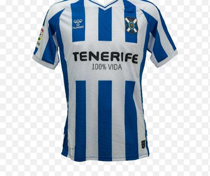 2020/21 Cd Tenerife Camiseta Segunda Equipación
