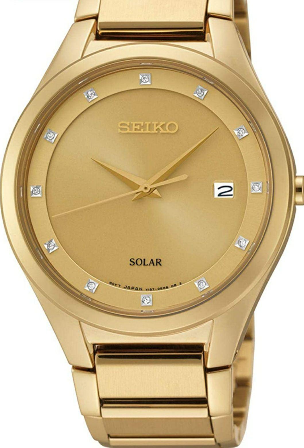 Reloj Seiko Solar hombre (Envio y descuento incluidos)
