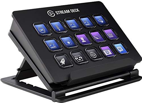 Controlador Elgato Stream Deck 15 teclas solo 99.9€