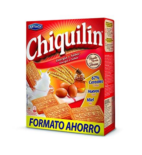 Chiquilín - Artiach Galletas, 875 g - [pack de 2]