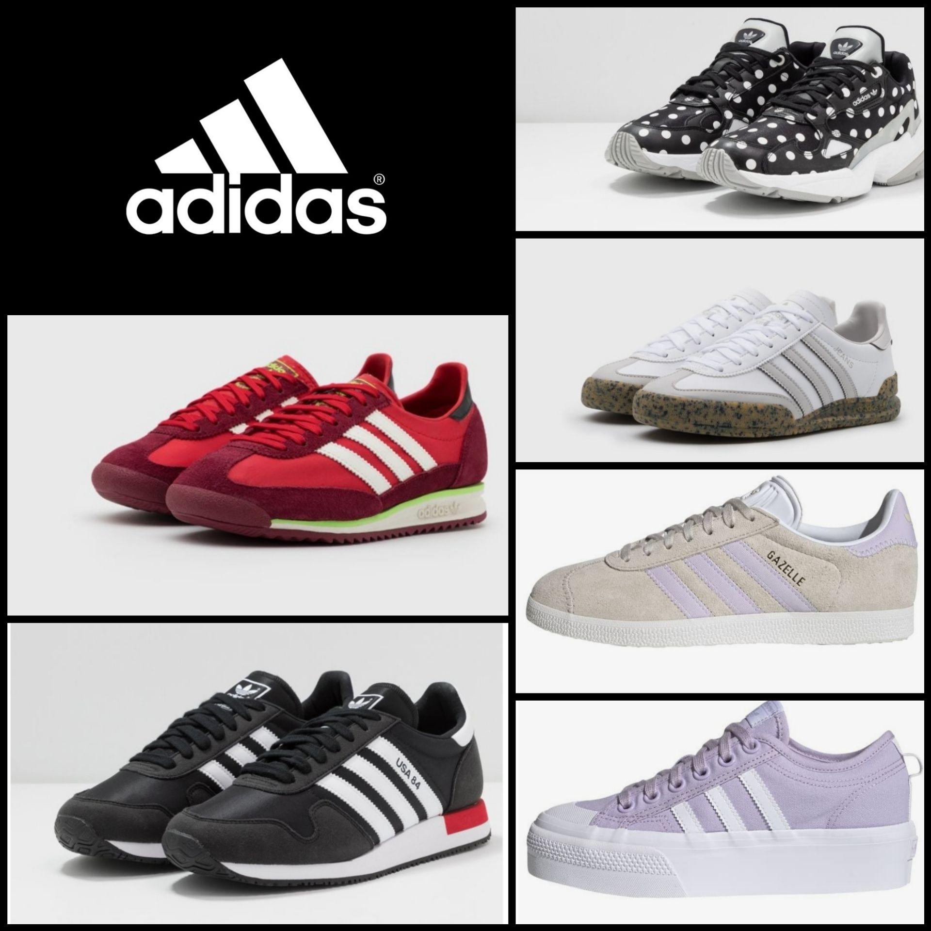 Recopilación Zapatillas Adidas